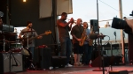 Todd Smallie and Mofro horns with Jeff Coffin