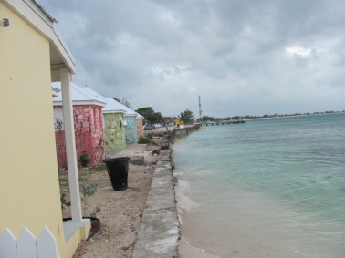 Looking South on Grand Turk