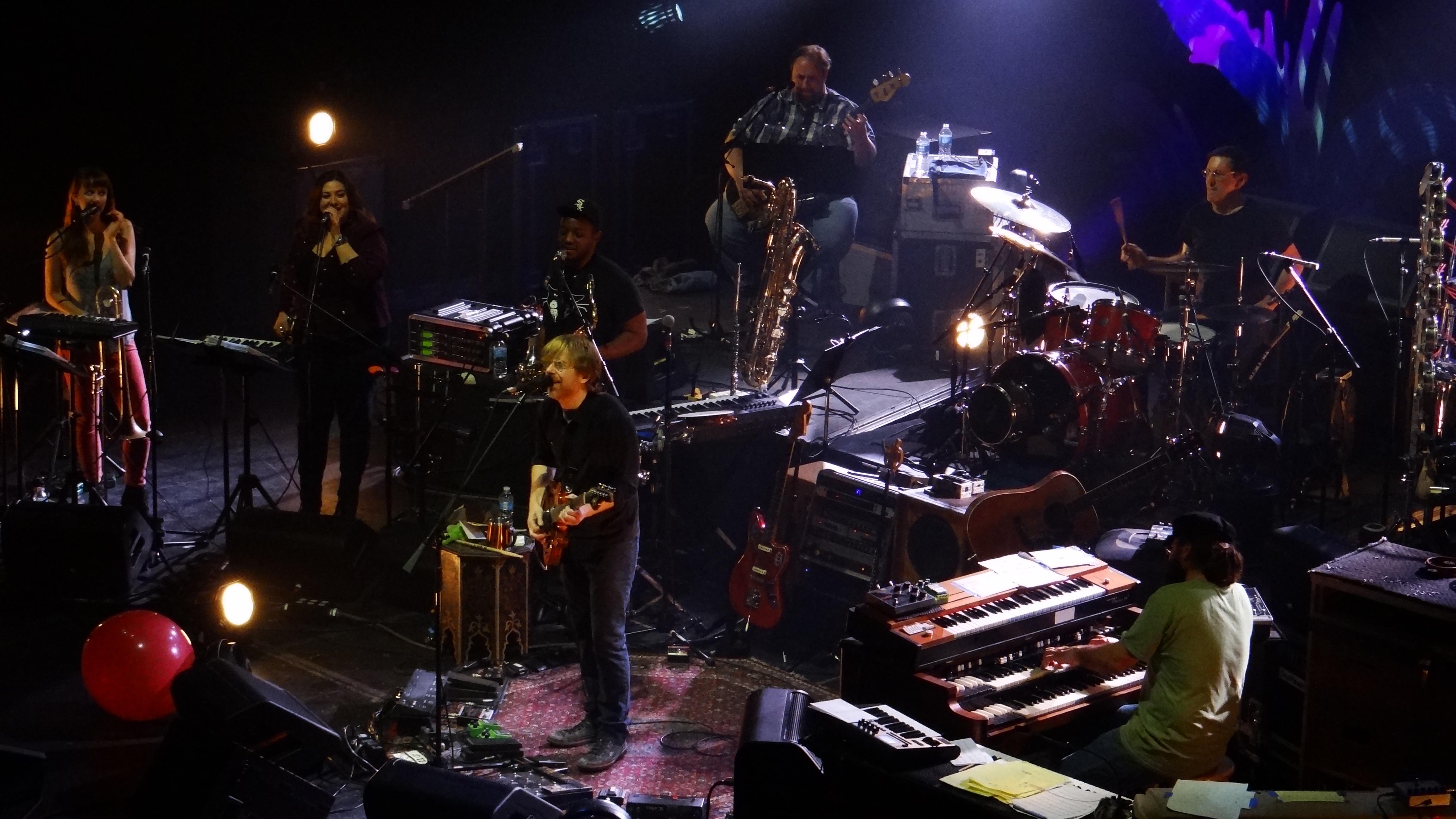 Resultado de imagen de Trey Anastasio Band